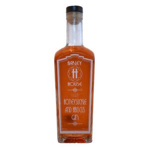 Honeysuckle & Hibiscus Gin